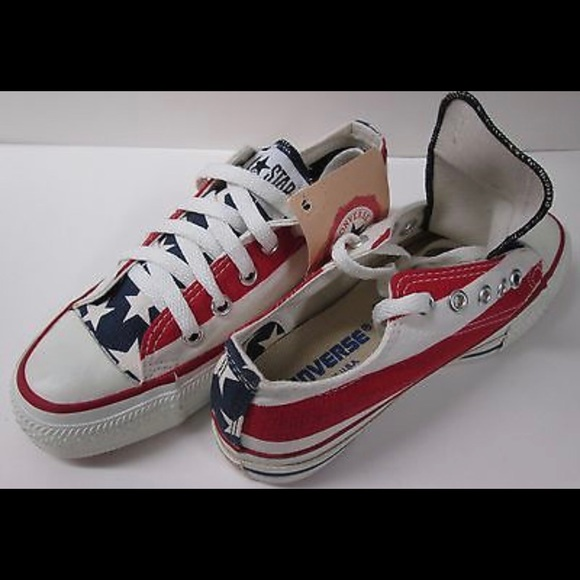19364b03d23 Converse Shoes | All Star Stars And Bars | Poshmark